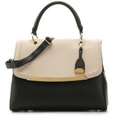Aldo Southeast Satchel (€45) ❤ liked on Polyvore featuring bags, handbags, satchel hand bags, aldo, aldo purses, handbag satchel and satchel handbags