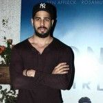 Sidharth Malhotra Is A Fighter And Goes Beyond Boundaries