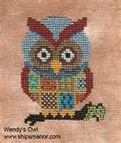 Lil' Owl!!! He covers two of my loves.