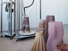 Imprimante 3D pour céramique by design Olivier Van Herpt #design #productdesign #print3d #ceramique