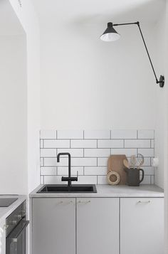 In Praise of the Little Black Sink