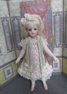 GORGEOUS Darlene Lane French Mignonette Doll Madeleine Ltd Ed 4/100 3 Day List!