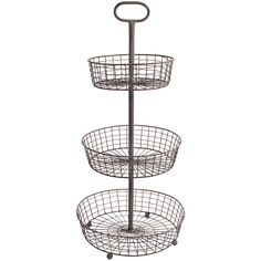 3 Tier Basket