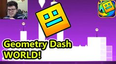 Geometry Dash World! - Nuovo capitolo di Geometry Dash! - Android - (Sal...