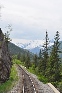 White Pass & Yukon Railroad, Skagway, Alaska