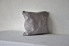 Wash bag case travel holiday naturally dyed by EthicalLifeStore