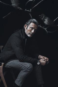 Portrait Poses, Studio Portraits, Portrait Photography, Corporate Portrait, Poses For Men, Hannibal Lecter, Hugh Dancy, Mads Mikkelsen, Hollywood Actor