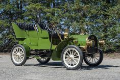 1905 Rambler Model 1 Five Passenger Surrey - (Thomas B. Jeffery Co. Kenosha, WI 1902-1913)