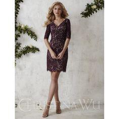 Mothers Dress Available at Ella Park Bridal | Newburgh, IN | 812.853.1800 | Christina Wu Style 22678