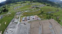 Stage 3 construction Millbrook Resort, Design Process, The Expanse, Golf Courses, Stage, Construction, Landscape, Building, Scenery