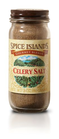 Celery Salt - Seasoning Mixes