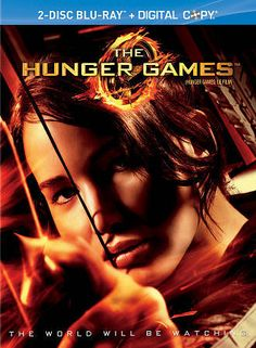 The Hunger Games (Blu-ray Disc, 2012, Canadian) New | eBay