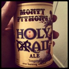 Holy beer!