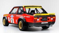 1977 Fiat 131 - Abarth Gr. 4 | Classic Driver Market