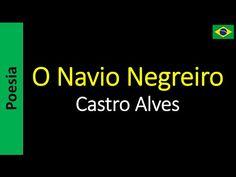 O Navio Negreiro - Castro Alves  | Poema