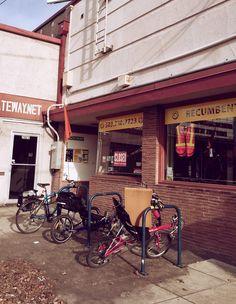Portdaddia: I Really Do Live In Portland: Finally A Friend Opens A Bike Shop