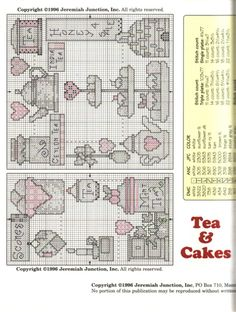 Gallery.ru / Фото #2 - Tea & Cakes - Mila65