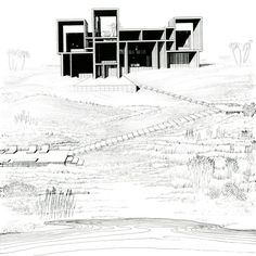 Built by Paul Rudolph in Jacksonville, United States with date 1961. Images by Ouno Design. One of the fundamental rules of architecture as taught in beginning design courses is the importance of pushing the s...