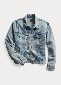 RRL Denim Jacket – Drest by Scott Malouf Indigo, Ralph Lauren, Body Suit Outfits, Japanese Denim, Turquoise, Women Brands, Timeless Fashion, Mantel, Sweatshirt