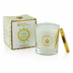Ashleigh & Burwood Historic Royal Palaces - Citrus - Scented Candles - £18.99     The Pink Monkey Company Ltd