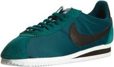 quality design ee054 69634 Nike Men s Classic Cortez Nylon, DK ATOMIC TEAL BLACK-DK ATMC TL-WHITE  GREEN WHITE, 7 M US