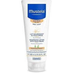 Mustela Nourishing Body Lotion with Cold Cream for Dry Skin