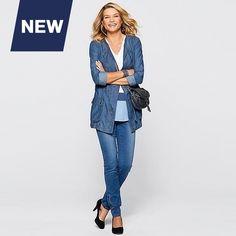 Джинсовая куртка  Номер артикула: 97090095 Цена  3799.–