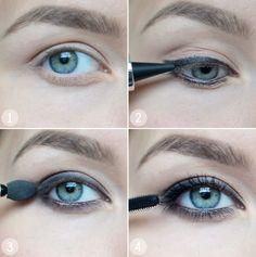 smoky helppo oriflame kajal eye liner 4