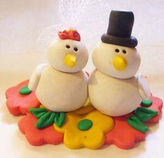 Clay Birds, Christmas Ornaments, Holiday Decor, Home Decor, Christmas Ornament, Interior Design, Home Interior Design, Christmas Topiary, Home Decoration