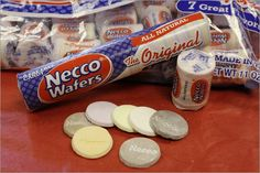You pretended Necco Wafers were Holy Communion..