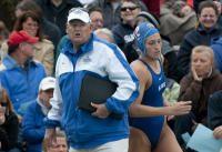 San Jose State University Women's Water Polo Head Coach Lou Tully (1943-2013) #sjsu #sjsuwomenswaterpolo #spartansports