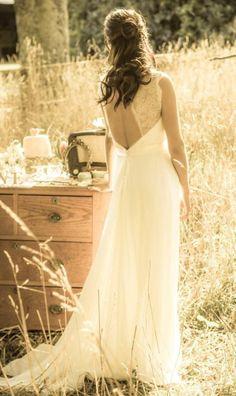 Mariage: Jolies robes de mari�e Rose and delilah
