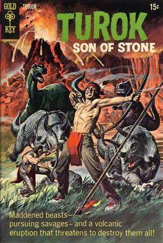 Turok: Son of Stone 66 (Jul. 1969)