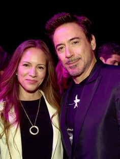 """Robert Downey Jr. and Susan Downey attend the MPTF 95th celebration for """"Hollywood's Night Under the Stars"""" on October 1, 2016"""