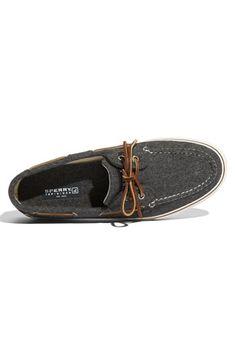 Got em, coach! Sperry Top-Sider® 'Bahama' Wool Boat Shoe | Nordstrom