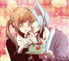 Kamisama Hajimemashita~Tomoe and Frosting