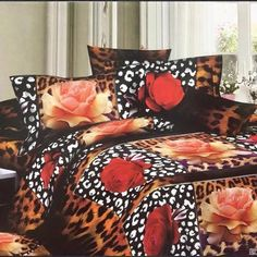 New!!! New!!! 0529450555 99 AED Only For more designs visit our store http://ift.tt/1JCVHhi We do delivery to your place 1 Duvet Cover-220x240 cm 1 Bed Sheet-230x250 cm 4 Pillow Cover-48x74 cm