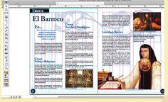 EDITORIAL** Revista MK Ultra - historia del arte / Proyecto escolar. Diseño: M.Fernanda Gómez J.