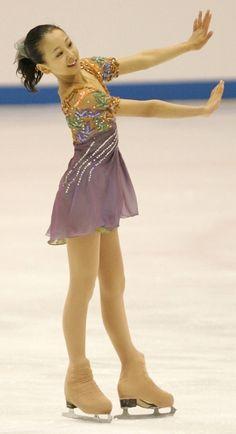 浅田真央 ・ Mao Asada ♡♡♡ ・ 2004 All Japan Nationals ・ FP : La Boutique Fantastique by Gioachino Rossini; Ottorino Respighi, choreographed  by Lea Ann Miller