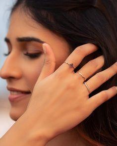 Diamond Jewellery, Jewelry Collection, Earrings, Minimalist, Silver Rings, Jewels, Ear Rings, Diamond Jewelry, Stud Earrings