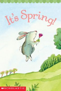 There is nothing like the arrival of Spring. It makes me so happy, I just want to sing! That and read these picture books about spring.