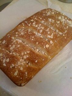 Current favorite bread recipe...Honey Wheat Oatmeal Bread. This is so good and even better as toast!