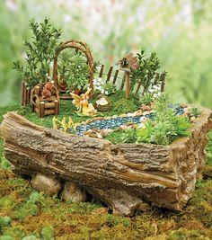 Fairy Garden Forest | Naturalist Fairy Garden | DIY Fairy Garden