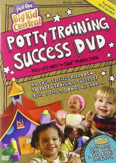 Have you been looking for a way to make potty training easier? Welcome to Pull-ups Big Kid Central, where potty training success stories happen! You'll discover the tips, tools and techniques to help you and your child - no matter where you're at with potty training.