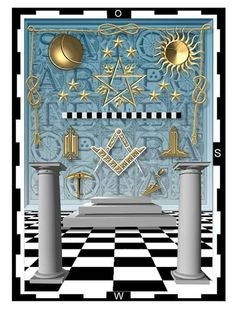 Occult Symbols, Masonic Symbols, Masons Masonry, Greek Mythology Art, Masonic Art, Templer, Freemasonry, Sacred Art, Sacred Geometry