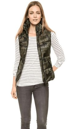 Love the SAM. Camo Freedom Vest on Wantering.