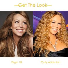 #ONYCHair sending Birthday Wishes to the Fabulous Songstress Mariah Carey.  Achieve her beautiful looks with our Virgin 1B or Curly Addiction #hair Collection.  Shop now >>>ONYCHair.com Shop UK Now >>> ONYCHair.uk