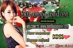 Para penikmat judi poker online tanpa disadari sering sekali melakukan 10 kesalahan ini. Apa saja kesalahan mereka?  http://motobolapokerindonesia.blogspot.com/2015/05/9-hal-salah-yang-dilakukan-dalam.html