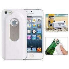 Coque « Décapsuleur Blanc » Pour Iphone 5/5s - PriceMinister-Rakuten