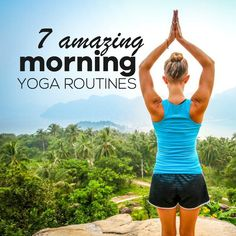 Last updated on April 5th, 2018 at 06:31 pmIf you're having a hard time coming out of bed every day, do 10 minutes of yoga in the morning, I'm telling you – it works!   I love me some morning routine. Or at least the idea of a morning routine. In reality mine is …
